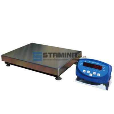 Весы товарные BDU 0405 30 кг 400х566 мм