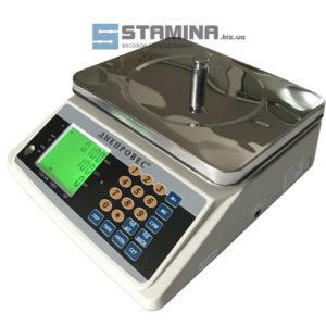 Весы счетные СЧ 215х275 мм 3 кг