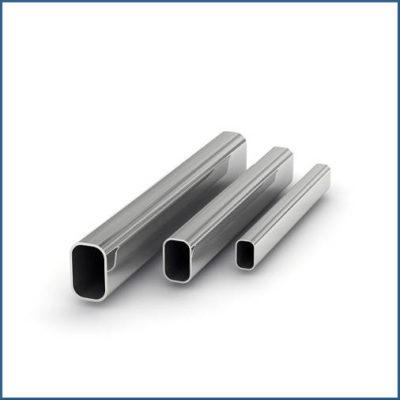 Трубы стальные сварные профильные