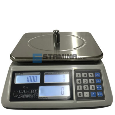 Весы счетные ССЧ 3 кг 220х275 мм