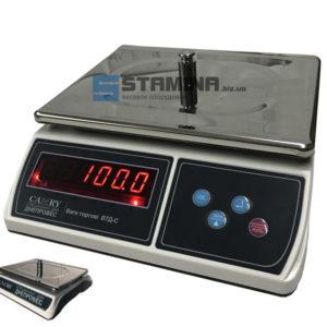 Весы фасовочные ВТД-С 3 кг 235х300 мм