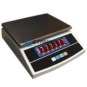 Весы фасовочные ВТД-ТЗ 3 кг 245х195 мм