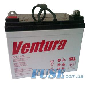 Аккумулятор Ventura GP 12-33