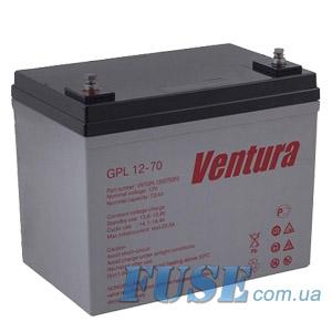 Аккумулятор Ventura GP 12-70