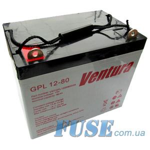 Аккумулятор Ventura GP 12-80