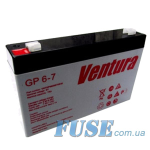 Аккумулятор Ventura GP 6-7