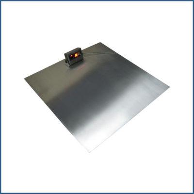 Платформенные весы Зевс ВПЕ из нержавеющей стали