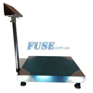 Товарные весы со стойкой 600х800 мм на 1000 кг