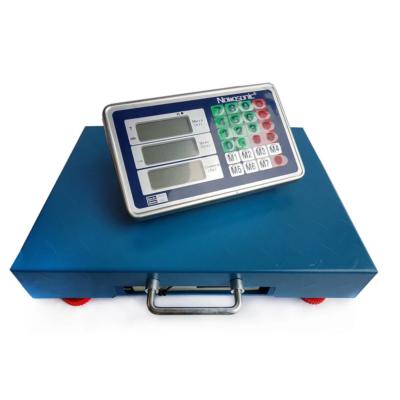 Товарные весы Nokasonic Wi-Fi 320х420 мм 200 кг