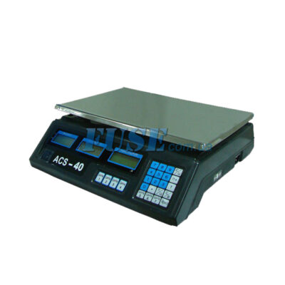 Весы торговые ACS-40 240х345 мм 40 кг