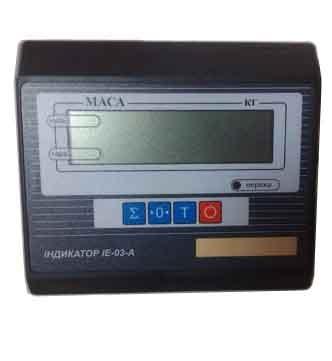 IЕ-03-А процессор