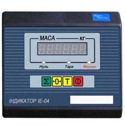IЕ-04 процесор