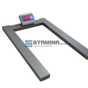 Весы паллетные ВПД 1 тонна