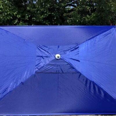 Зонт торговый с клапаном 3х2 м