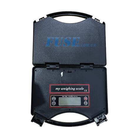 чемоданчик для весов